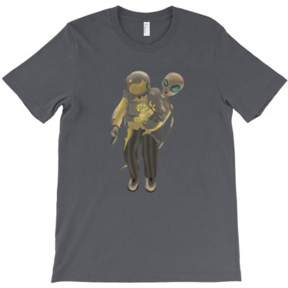 Alean T-shirt Designed By Rococodesigns