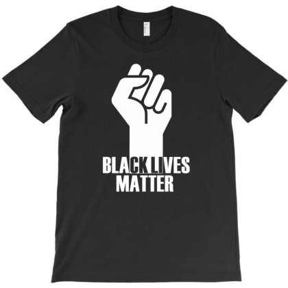All Lives Don't Matter Until Black Lives Matter T Shirt Blm T-shirt Designed By Hung