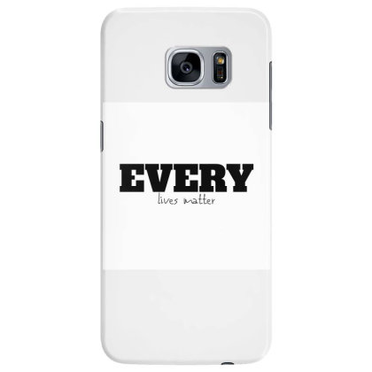 Every Lives Matter Samsung Galaxy S7 Edge Case Designed By Sarkar