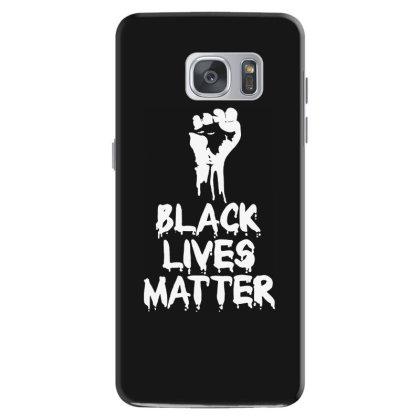 Black Lives Matter   Fist For Dark Samsung Galaxy S7 Case Designed By Mostwanted