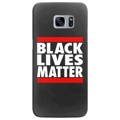 Black Lives Matter Classic For Dark Samsung Galaxy S7 Edge Case Designed By Colla Store