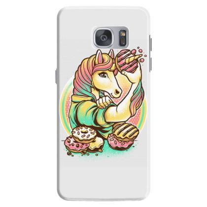 Dough It Samsung Galaxy S7 Case Designed By Glitchygorilla