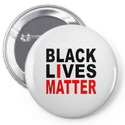 Black Lives Matter For Light Pin-back Button Designed By Colla Store