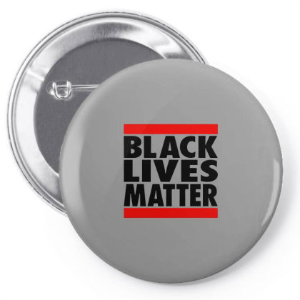 Black Lives Matter Classic For Light Pin-back Button Designed By Colla Store