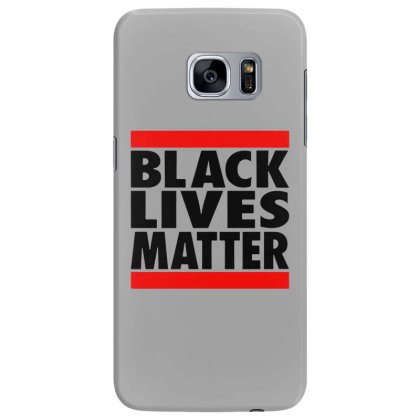 Black Lives Matter Classic For Light Samsung Galaxy S7 Edge Case Designed By Colla Store