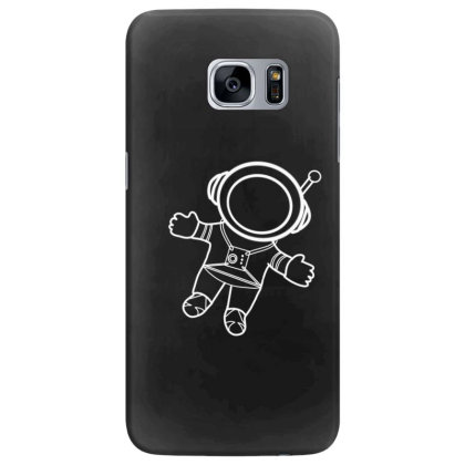 Spacesuit Samsung Galaxy S7 Edge Case Designed By Priyanka2310