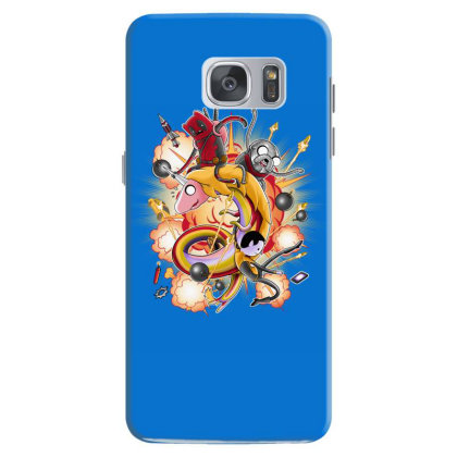 Mercenary Time Samsung Galaxy S7 Case Designed By Saqman