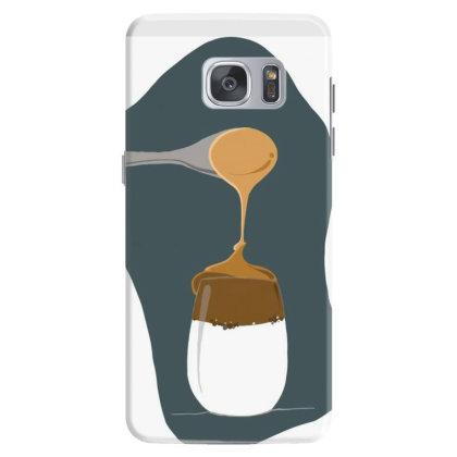 Dalgona Coffee Samsung Galaxy S7 Case Designed By Cuser3624