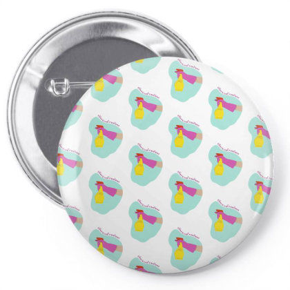Working From Home Pin-back Button Designed By Cuser3624