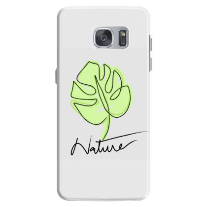 Nature It Is Then Samsung Galaxy S7 Case Designed By Warda07