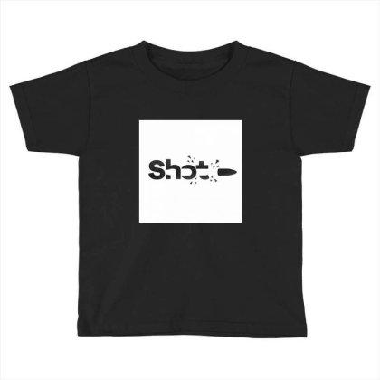 Shot Toddler T-shirt Designed By Anuj27.k