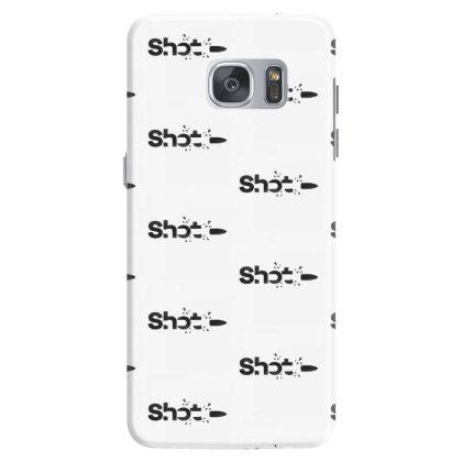 Shot Samsung Galaxy S7 Case Designed By Anuj27.k