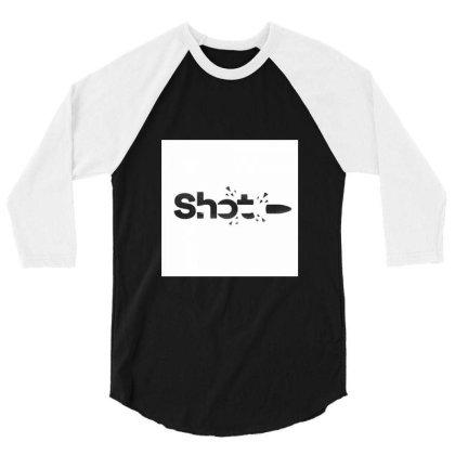 Shot 3/4 Sleeve Shirt Designed By Anuj27.k