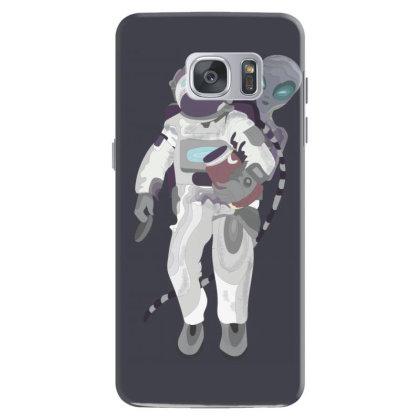 Alien Samsung Galaxy S7 Case Designed By Rococodesigns