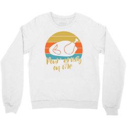 Pour Gravy On Thanksgiving Turkey Crewneck Sweatshirt Designed By Cogentprint