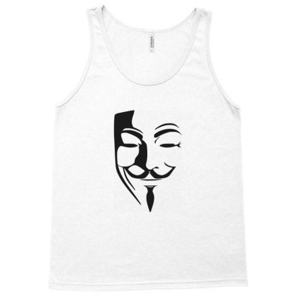 Anonymous Tank Top Designed By Gursheen