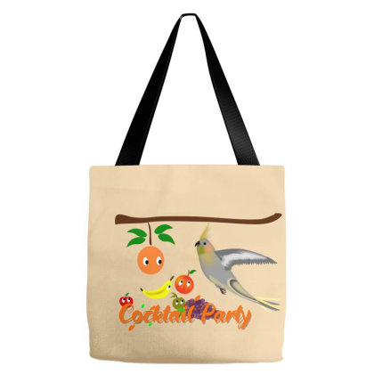 Cocktail Party Tote Bags Designed By Zealjagan