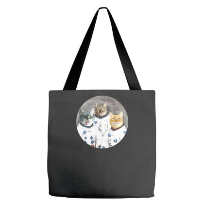 Catstronauts Tote Bags Designed By Farh4n
