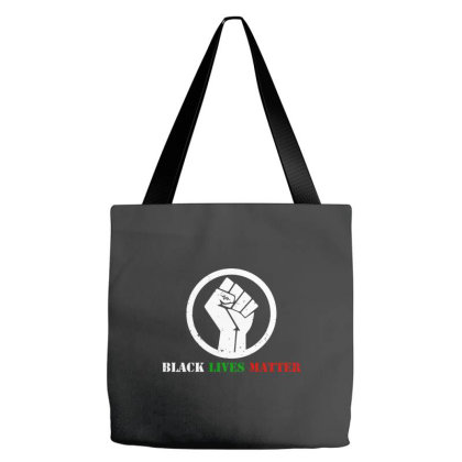 Black Lives Matter  Power Tote Bags Designed By Kimochi
