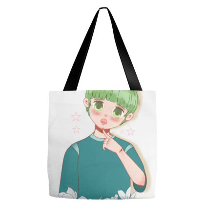 Greenie Boy Tote Bags Designed By Paaw