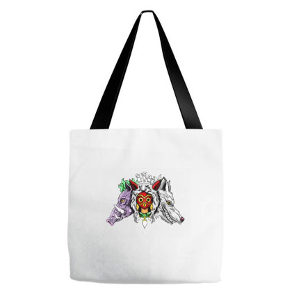 Forest Protector Tote Bags Designed By Adirafairuz