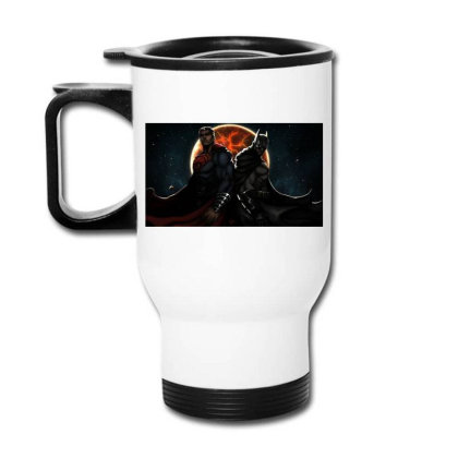 Heroes Travel Mug Designed By Fahadpro01