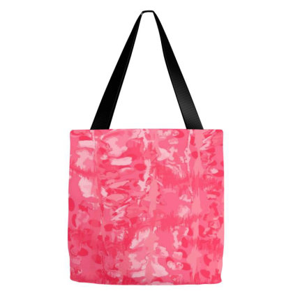 Red Shibori Tie Dye Style Design Tote Bags Designed By Sweetcoolvibes