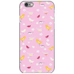 Cute bird pattern iPhone 6/6s Case | Artistshot