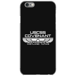 uscss (text white) iPhone 6/6s Case | Artistshot