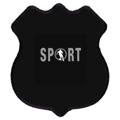 Sports Shield Patch Designed By Disgus_thing