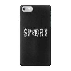 sports iPhone 7 Case | Artistshot