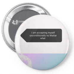 Love yourself Pin-back button | Artistshot