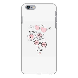 pink iPhone 6 Plus/6s Plus Case | Artistshot