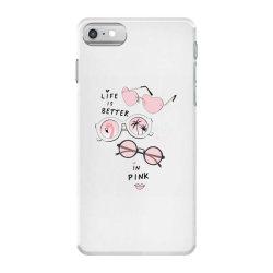 pink iPhone 7 Case | Artistshot