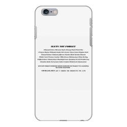 lets not forget iPhone 6 Plus/6s Plus Case | Artistshot
