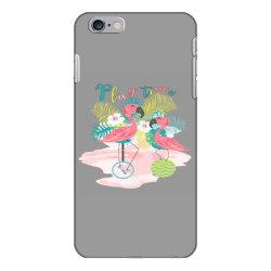 Play time flamingos iPhone 6 Plus/6s Plus Case | Artistshot