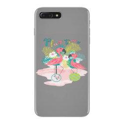 Play time flamingos iPhone 7 Plus Case | Artistshot