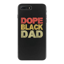 dope black dad 2020 iPhone 7 Plus Case | Artistshot