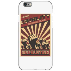 Labor, equality, working class, revolution iPhone 6/6s Case | Artistshot