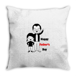 Father's Day Throw Pillow | Artistshot
