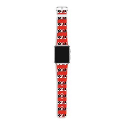 Paris Apple Watch Band Designed By Dav
