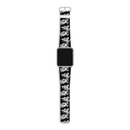 Skull Apple Watch Band Designed By Estore