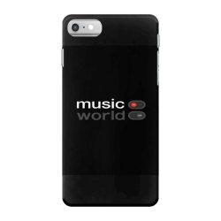 Music on world off iPhone 7 Case   Artistshot