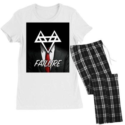 Neffex Failure Women's Pajamas Set Designed By Mulaigini