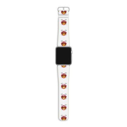 Samurai Smile Apple Watch Band Designed By Densap.id