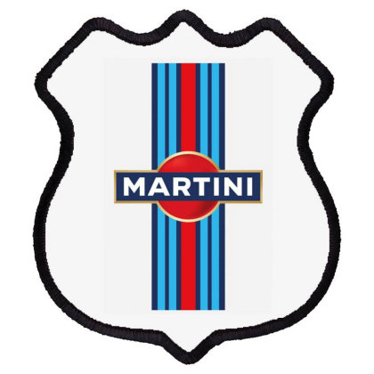 Martini Racing Team Shield Patch Designed By Mulaigini
