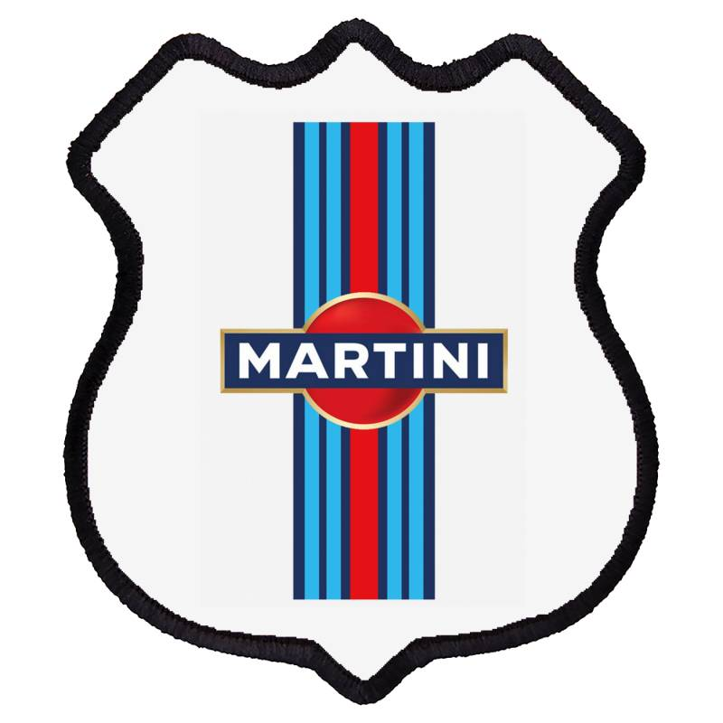 Martini Racing Team Shield Patch | Artistshot