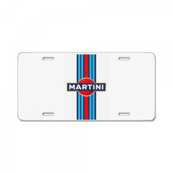 martini racing team License Plate | Artistshot
