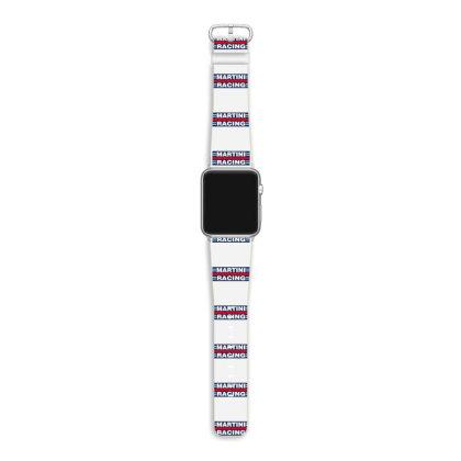 Martini Racing Team Apple Watch Band Designed By Mulaigini