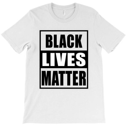 Black Lives Matter T-shirt Designed By Elegance99